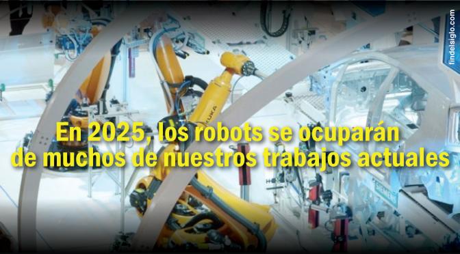 Resumen de noticias: Reemplazo de empleados por robots