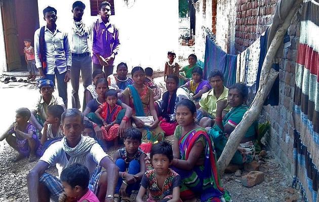 cristianos expulsados India