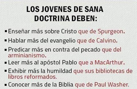 jovenes sana doctrina