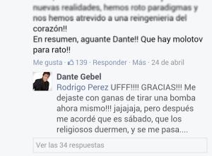 respuesta Gebel