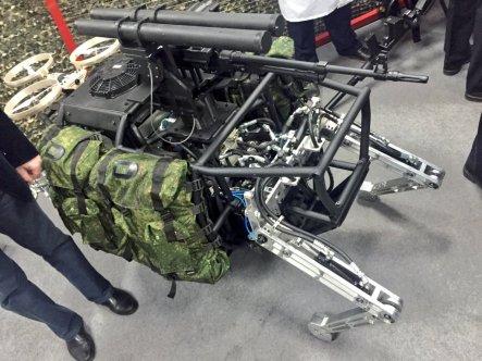 robot ruso 2