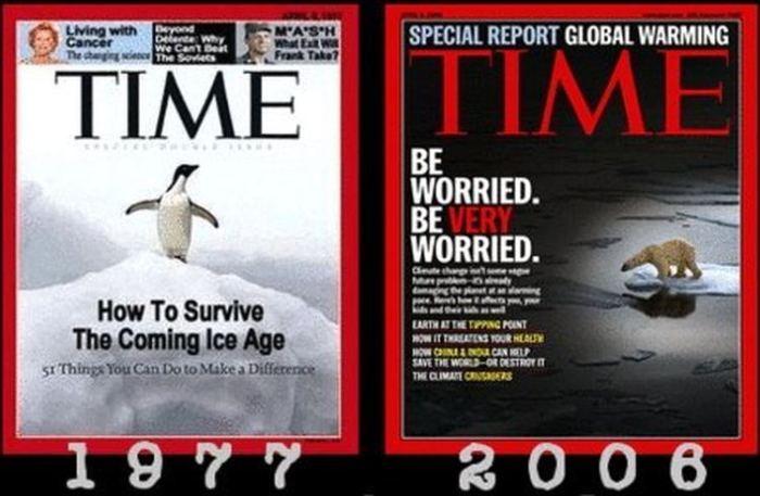 TIME cambio climatico