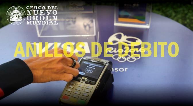 VISA lanza al mercado pagos con anillos de débito