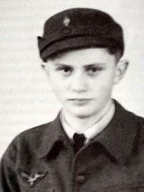 Joseph Ratzinger, formó parte de las Juventudes Hitlerianas