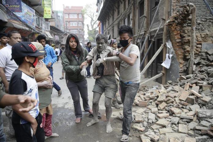 nepal terremoto 1