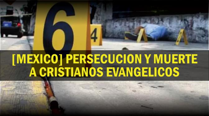Asesinan a 11 miembros de una familia evangélica en Puebla