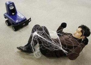 spiderman-robot