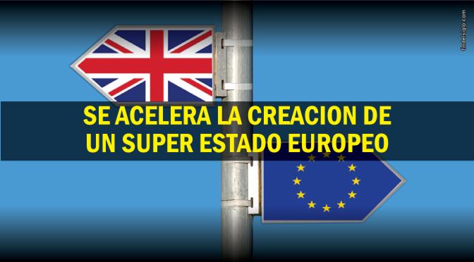 [Europa] Revelan planes secretos para la creación de los Estados Unidos de Europa