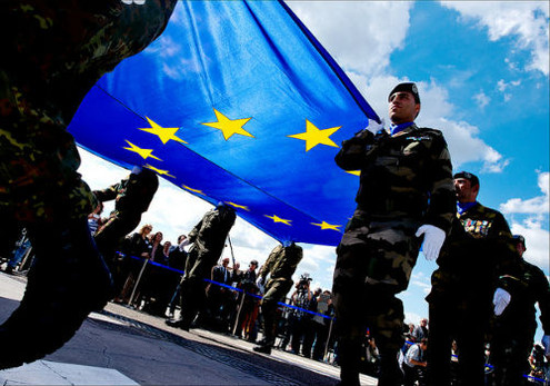 ejercito europeo
