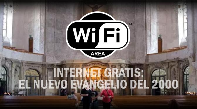 [Alemania] Wi-Fi gratis en templos para atraer fieles