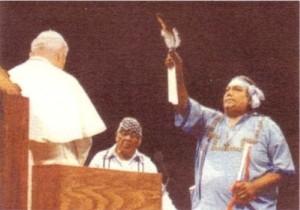 Juan Pablo II en Africa