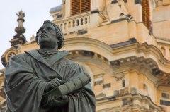 lutero estatua