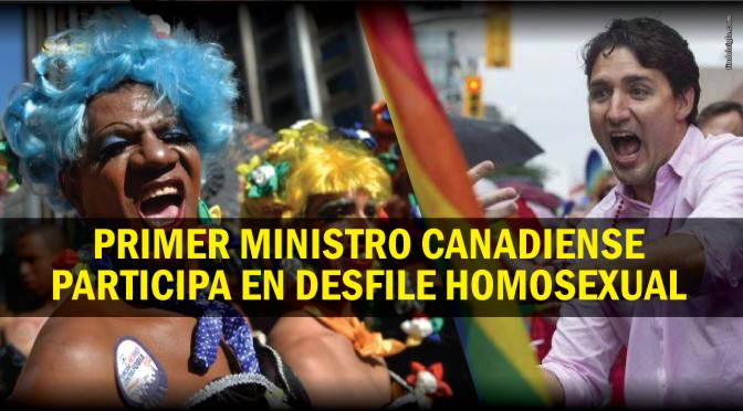 El anticristo sera homosexual