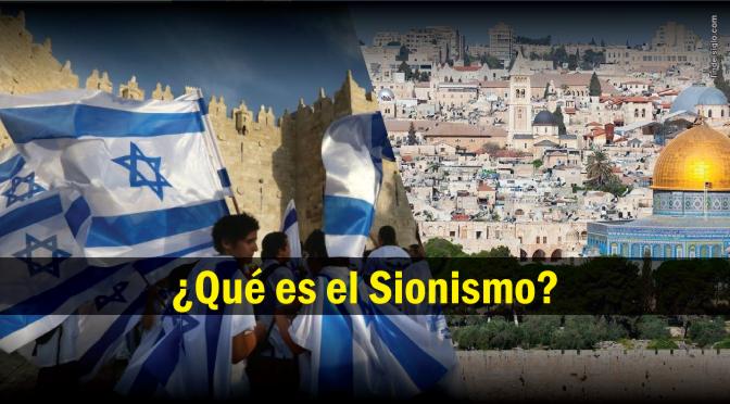 EL DESPERTAMIENTO DE ISRAEL -El movimiento Sionista-