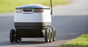 Starship robot delivery