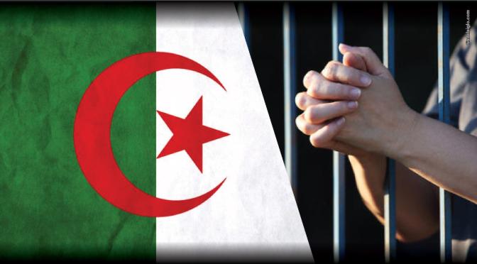 [Argelia] Hombre condenado a prisión por publicar sobre Jesús