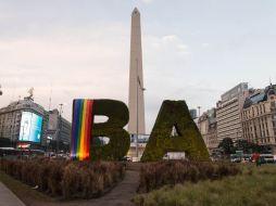 Bs As gay