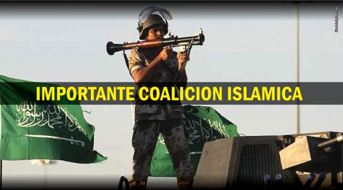 Se ha anunciado una coalición de 34 países islámicos