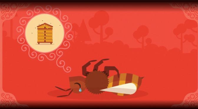 La importancia de muerte de las abejas