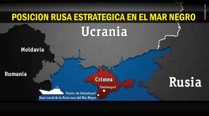 Se eleva la tensión entre Ucrania y Rusia