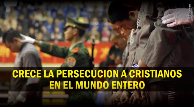 Breve panorama de la persecución a cristianos en el mundo