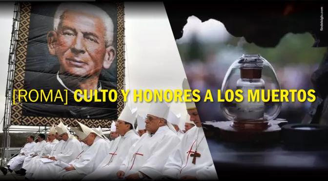 El cerebro del cura argentino que el papa Francisco declaró santo se exhibe en capilla