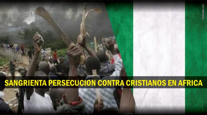 [Nigeria] Musulmanes asesinan más de 40 cristianos