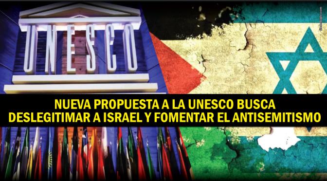 """Nueva propuesta Anti-Israel en la ONU denominada: """"Palestina ocupada"""""""