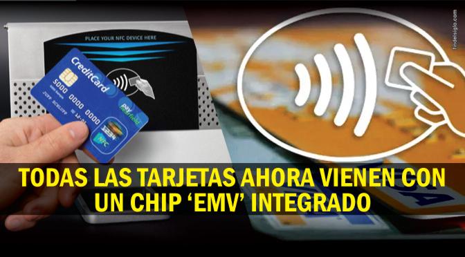 ¿Qué es la tecnología 'EMV'?