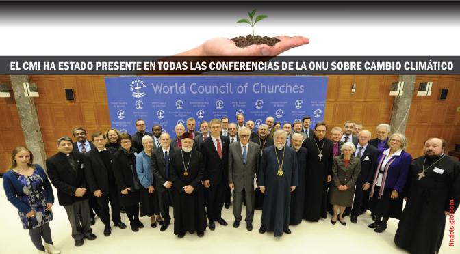 Ecumenismo y ecología