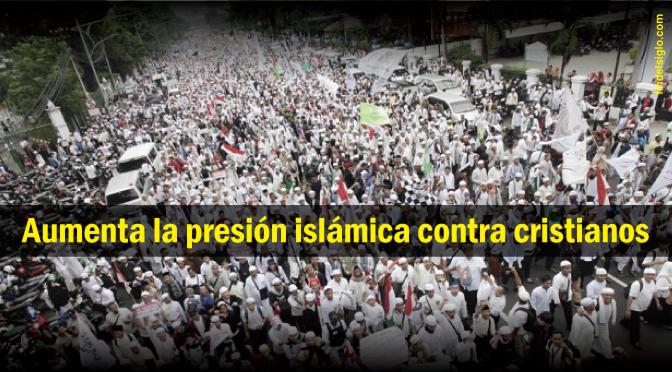 [Indonesia] Cristianos temen un aumento de la persecución islamista