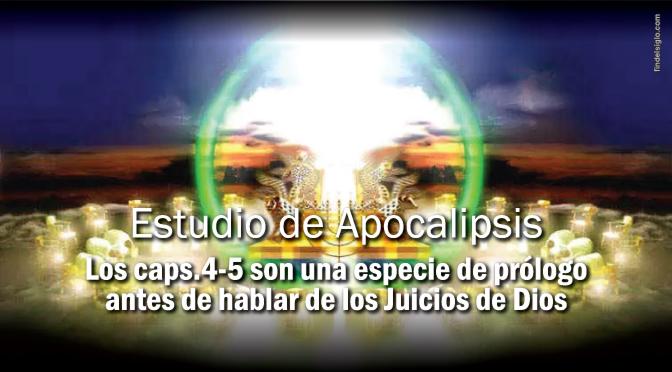 Estudio: Se nos invita a adorar al Cordero de Dios -Ap. 5-