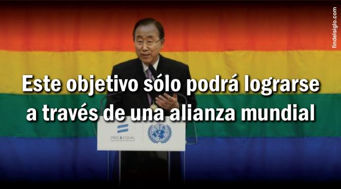 ONU aboga por una alianza global para eliminar la violencia contra la comunidad LGBTI