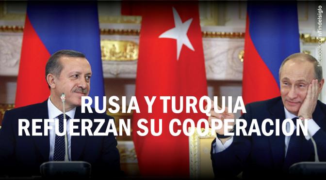 """""""Nuevo equilibrio de poder"""" en Medio Oriente: Turquía se acerca a Rusia"""