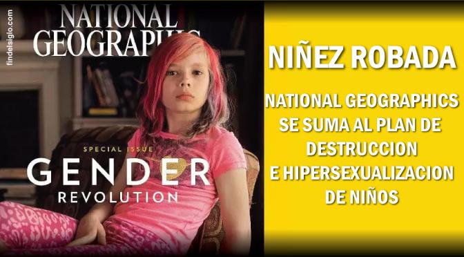 [Ataque a los niños] Respuesta de los pediatras de EEUU a la revista National Geographic