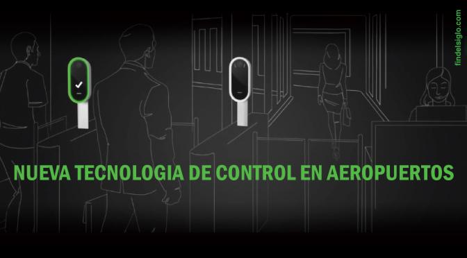 Biometría en aeropuertos