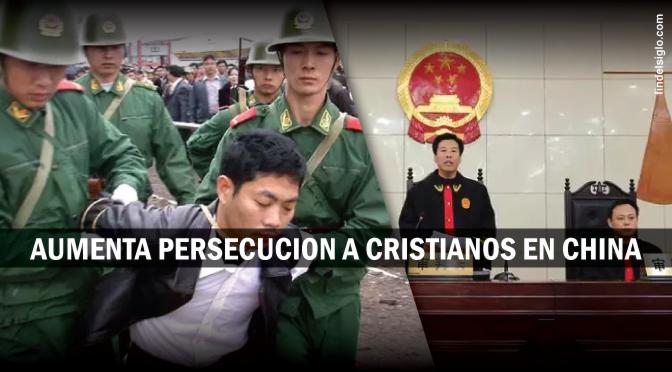 [China] Mientras la persecución a cristianos aumenta, el LGBT gana terreno