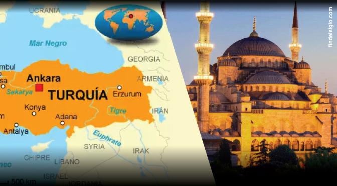 Turquía: Una pieza profética que se alinea