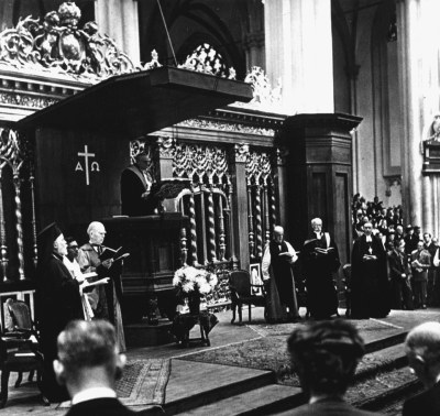 Concilio Mundial Iglesias 1948