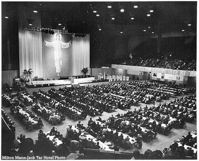 Concilio mundial iglesias 1960 San Francisco