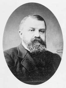 D.L. Moody 1900
