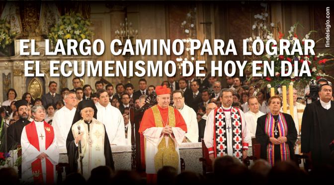 El Desarrollo de los Concilios Mundiales y Nacionales de Iglesias