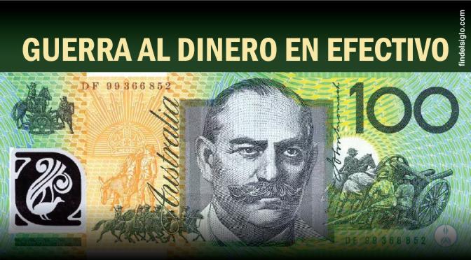 Australia elimina el  billete de $100