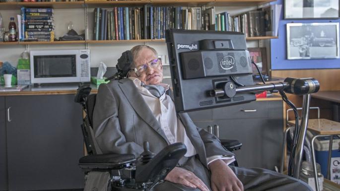 Stephen Hawking Gobierno mundial