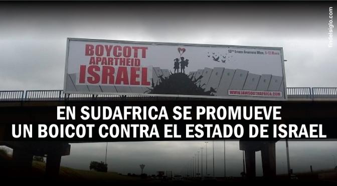 Crece el antisemitismo en Sudáfrica