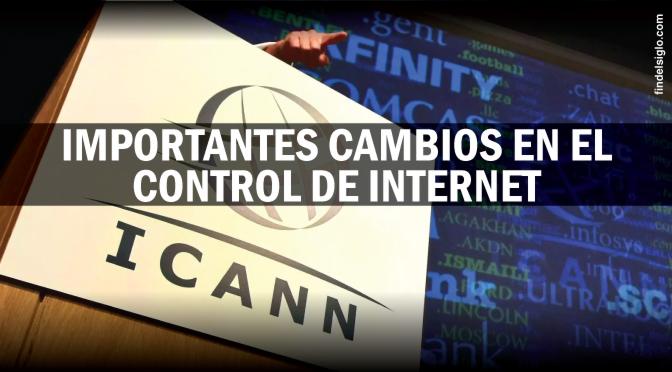Quien controla internet puede vigilar y limitar lo que se dice