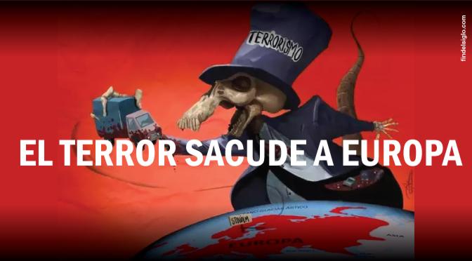 Terrorismo al volante: los 4 atentados sobre ruedas que sacudieron a Europa