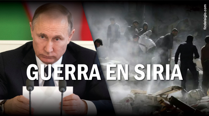 Rusia e Irán advierten a Estados Unidos de represalias si vuelve a atacar a El Asad