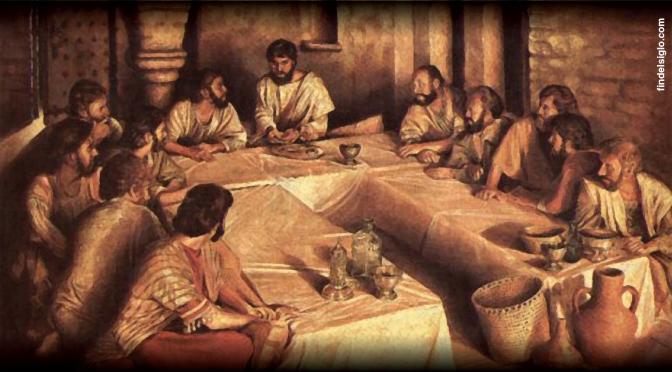 La Pascua, orden de acontecimientos (1): La noche solemne