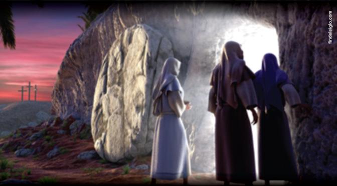 La Pascua, orden de acontecimientos (4): La mañana de resurrección